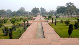 Ram bagh Garden Agra