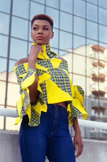 "Afua strives for unique, fabulous designs that cater to everyday occasions for the stylish and trendy individuals. Afua Sam creates and stitches each unique design with love.  Afua said, ""The idea has been lingering for a long time and I finally got the courage to pursue creating this new line without losing the identity of the already established brand, my very first baby,STUDIO D'MAXSI, I decided to create a complete new brand to deliver the idea of 'THE A CONCEPT BY AFUA SAM'.""  You can be assured of the usually classy presentation which Afua is well known for on social media platforms of the new line which are; @theaconceptbyafuasam on INSTAGRAM AND FACEBOOK and @theaconceptbyAS on, TWITTER. You can also stay updated via the website – www.theaconceptbyafuasam.com and the hashtag, #theAconceptbyAfuasam"