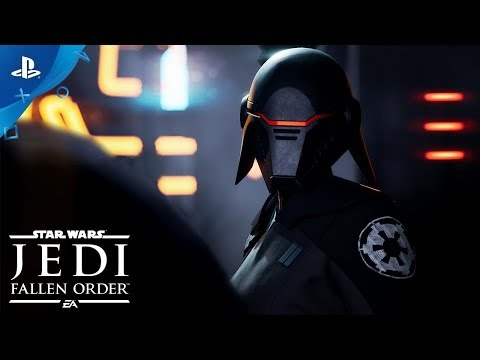 Star Wars Jedi: Fallen Order PS4 game Is Out Now