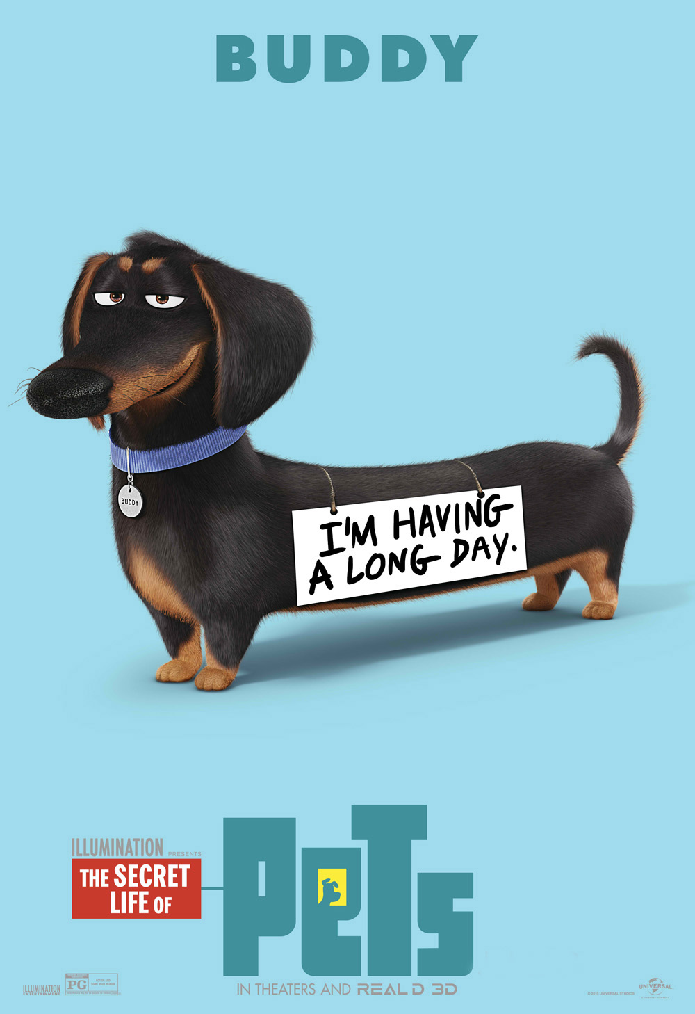 Secret Life Of Pets Characters Take A Bow In Own Posters Bnlmag
