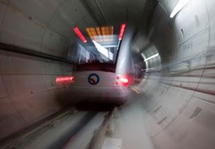 recorrido del Metro de Quito