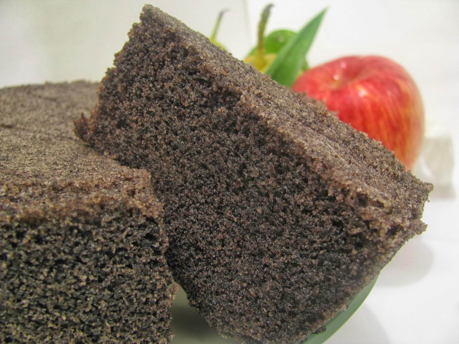 Resep Cake Kukus Ketan Hitam Jtt: RESEP BOLU KUKUS KETAN HITAM LEMBUT 。•*¨*• CARA MEMBUAT, RESEP