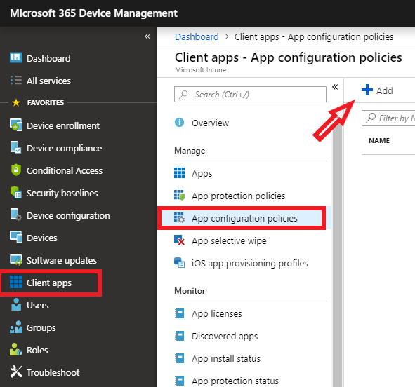 Microsoft System Center etc: Manage Google Chrome Android