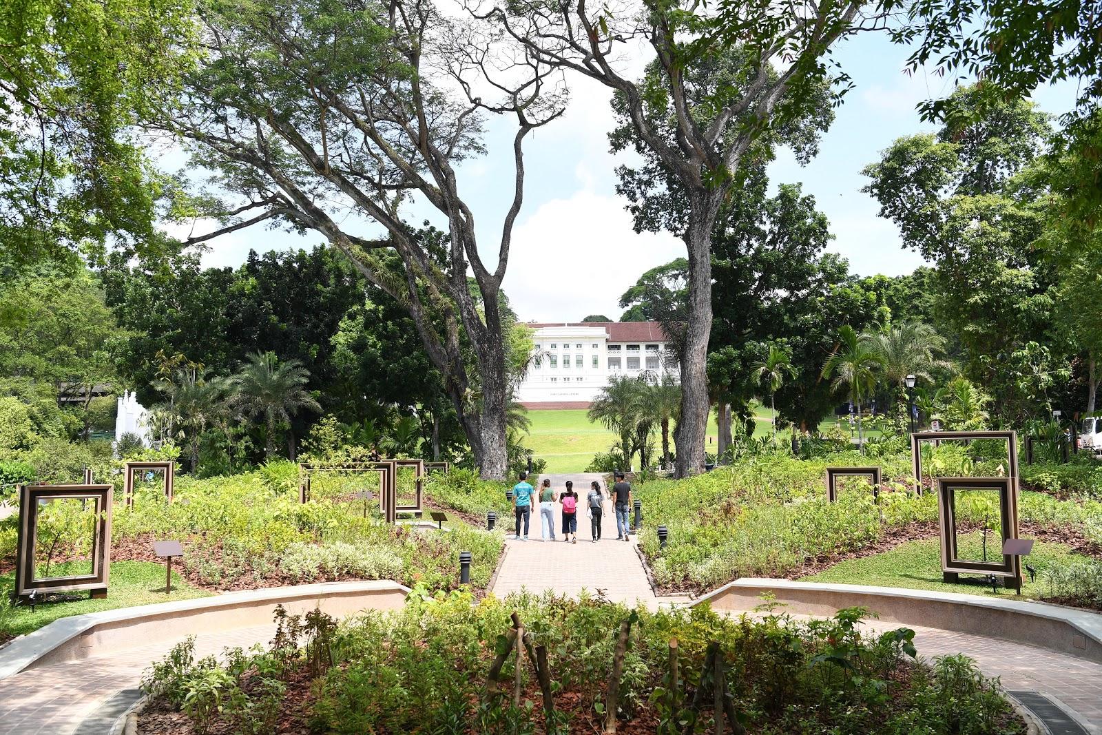 Farquhar Garden