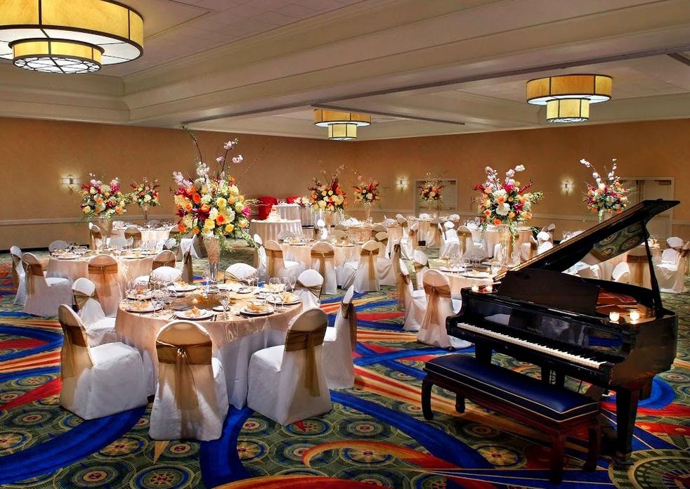 Marriott Westchester Marriott NY Wedding Venue