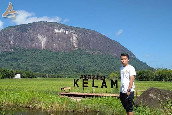 Amazing Bukit Kelam Kota Sintang Kalimantan Barat