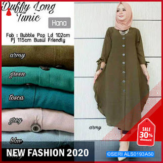 ALS0193A50 Duffy Long Tunik BMGShop