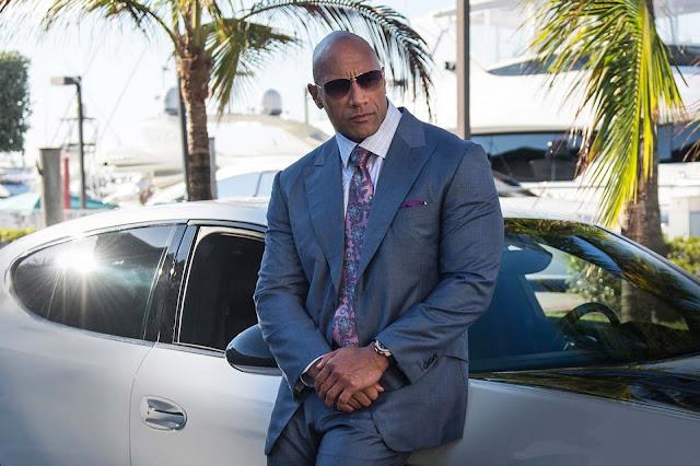 Dwayne Johnson în serialul Ballers
