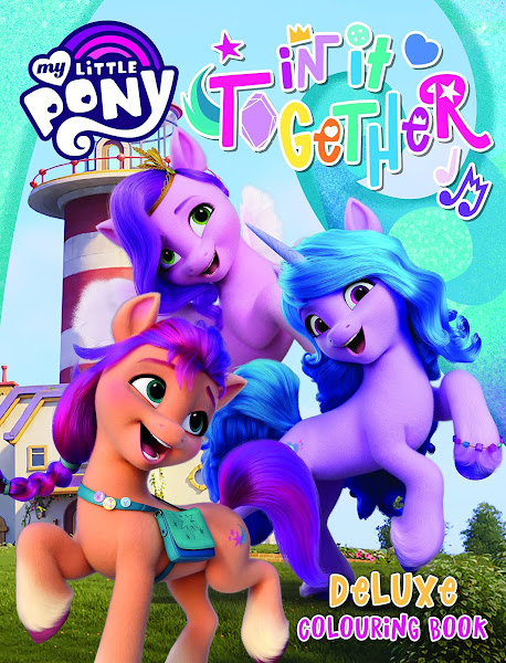 My Little Pony Movie - Colouring Book