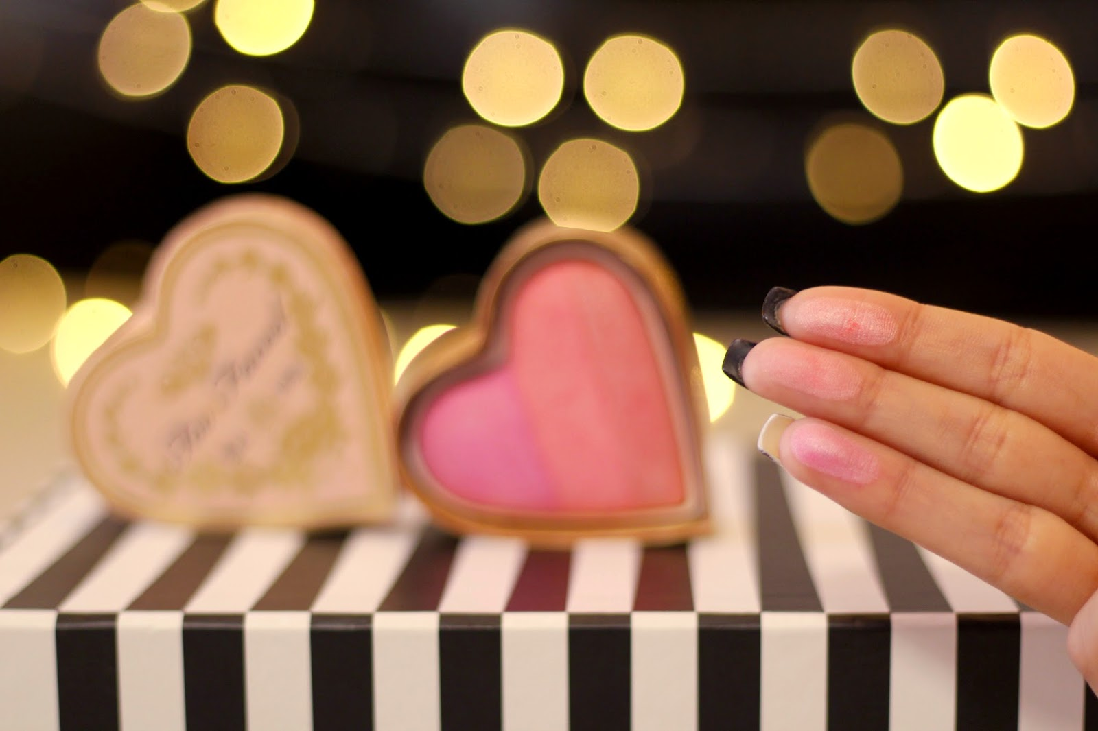 Batalha de Blushs: I heart Makeup VS Too Faced