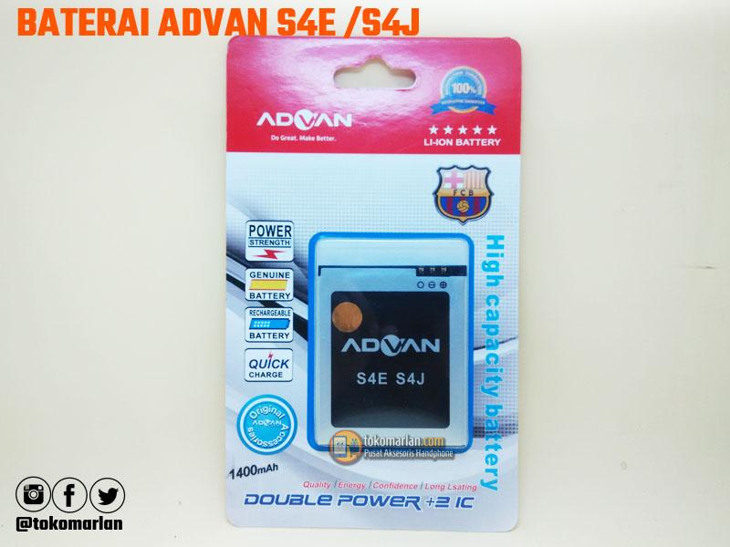 Harga Jual Baterai Advan S4J Original