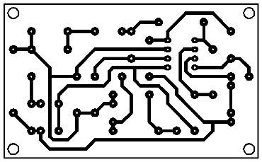 Printed-Circuit-Wienbridge-Oscillator