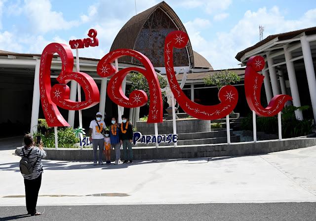 Bali postpones plans to welcome international travelers in September