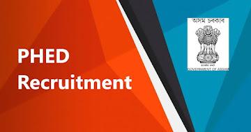 PHED Recruitment 2021 – 111 Junior Engineer (Civil) Vacancy, Apply Online