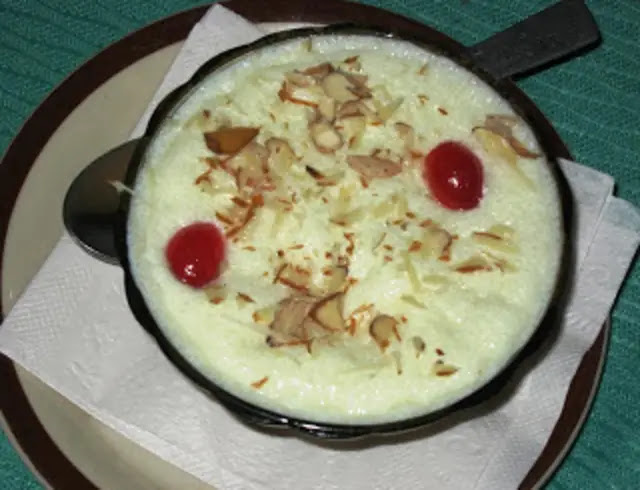 Phirni: How to make Phirni with condensed milk at home – Phirni recipe