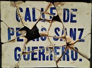 Los NOMBRES de las CALLES de QUESADA.