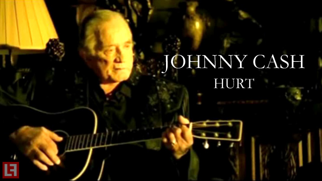 Johnny Cash - Hurt Lyrics (Nine Inch Nails)
