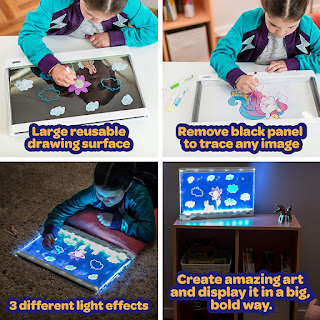 Crayola Ultimate Light Board, toys, Christmas gifts 2020
