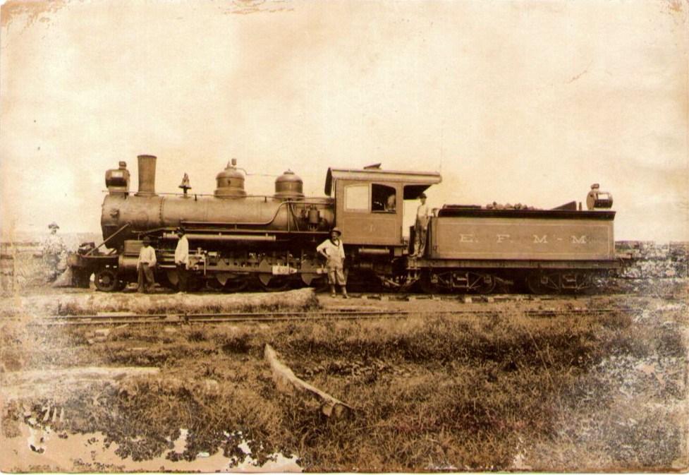 35b3d51a4a4d8 A Estrada de Ferro Madeira-Mamoré (EFMM) é uma ferrovia no atual estado de  Rondônia, no Brasil.