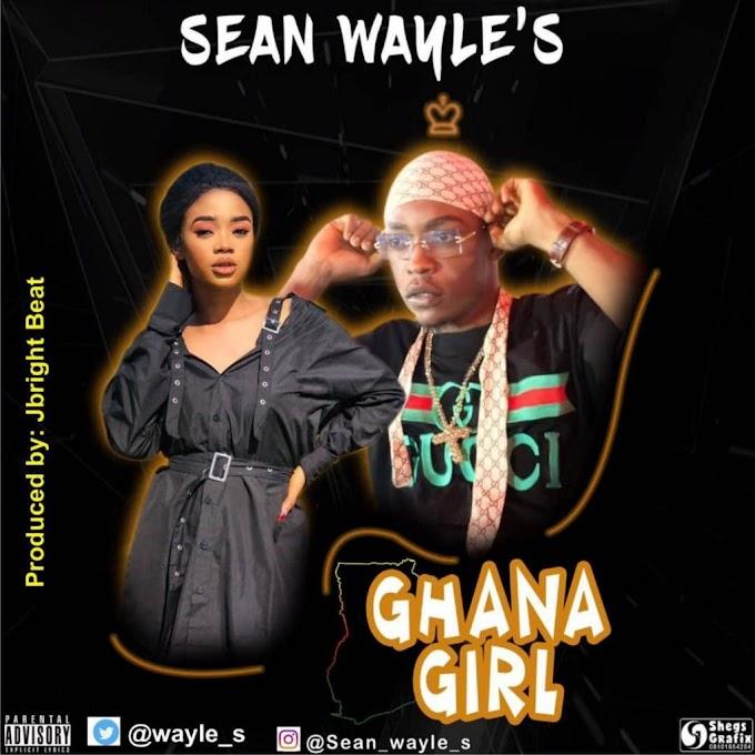 [MUSIC]: SEAN WAYLE'S – GHANA GIRL