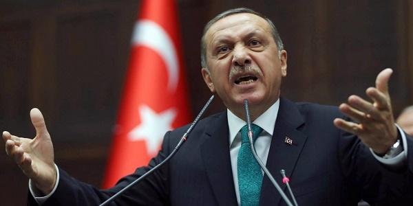 Ο Ερντογάν και η φοβισμένη Ελληνική ολιγαρχία