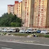 Вулиця Конєва в сміттєзавалах