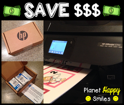 HP Instant Ink, Planet Happy Smiles