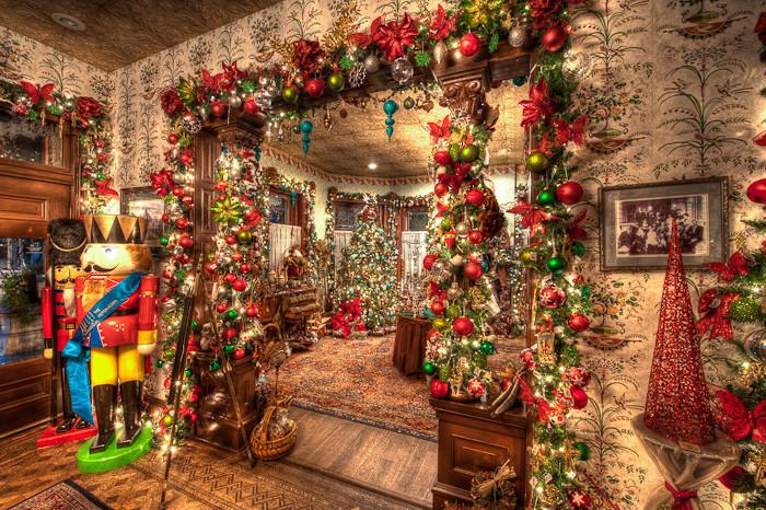 decoración de navidad 2020