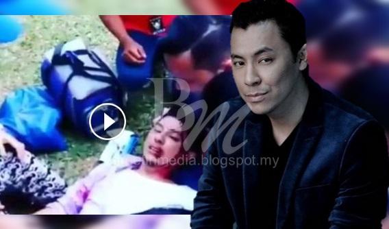 [VIDEO] Ingatkan Tengah Berlakon, Rupanya Syamsul Yusof Betul Betul Cedera 😱