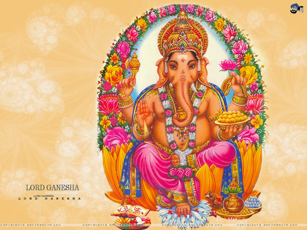 Lord Ganesha Pictures Hd: ALL-IN-ONE WALLPAPERS: Lord Ganesha HD Wallpapers