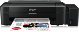 Epson EcoTank L110 Driver Setup and Software Download