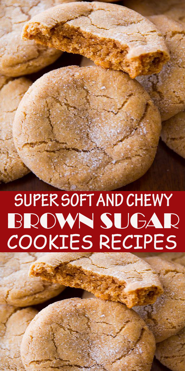 BROWN SUGAR COOKIES #BROWN #SUGAR 3COOKIES #BROWNSUGARCOOKIES #DESSERT