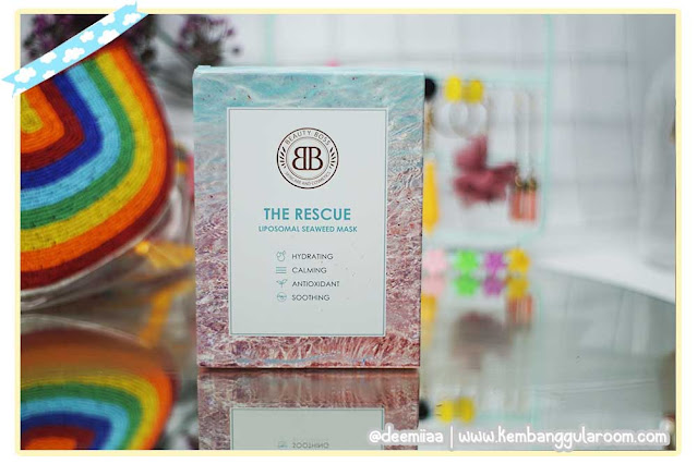 Beauty Boss Sheet Mask The Rescue