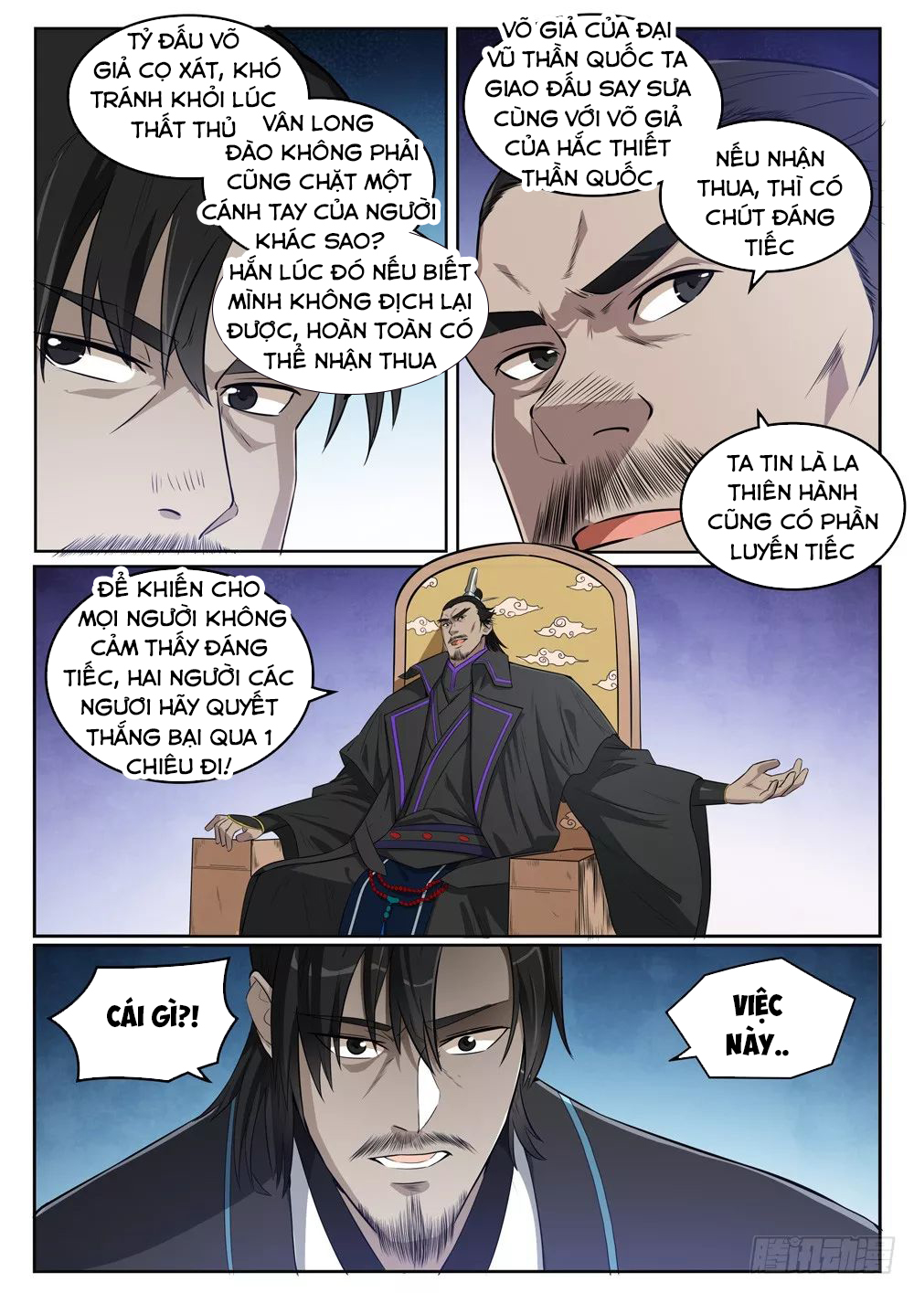 Bách Luyện Thành Thần chap 393 - Trang 10