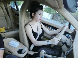 Xử phạt người không thắt dây an toàn ô tô