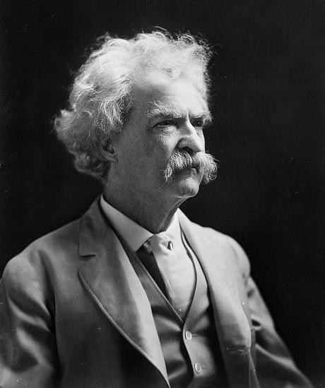Legal History: Legal History Blog: Cohn And Tarr On Mark Twain's Will