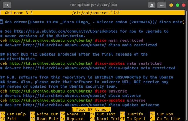 repository ubuntu