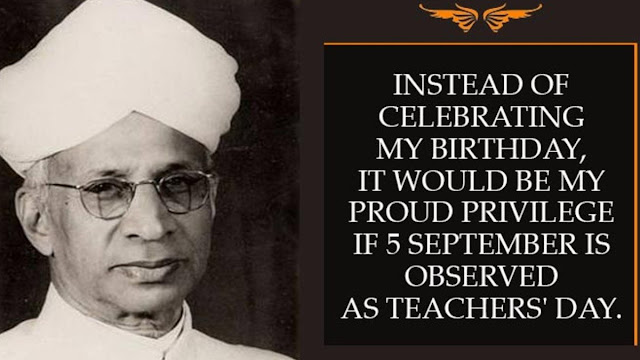 Teachers Day English Quotes