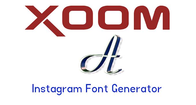 Instagram Fancy Fonts Maker