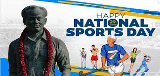 National Sports Day in India 29 August