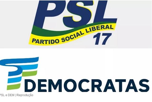 DEM aprova, por aclamação, fusão com PSL; novo partido se chamará União Brasil
