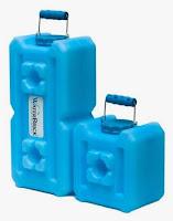 WaterBricks for Safe Water Storage