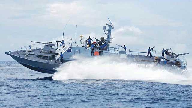 Kapal untuk Serangan Bunuh Diri