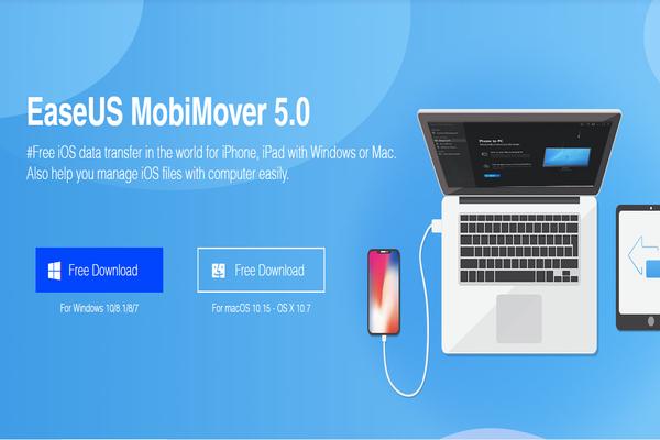 مدونة المحترف تقدم لك العرض الحصري لتحميل البرنامج المميز EaseUS MobiMover