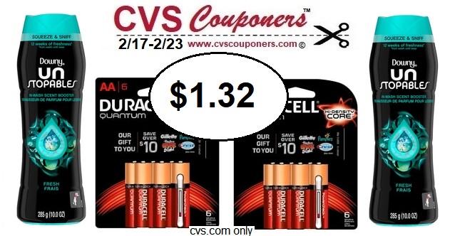 http://www.cvscouponers.com/2019/02/downy-unstopables-duracell-cvs-com-deal.html