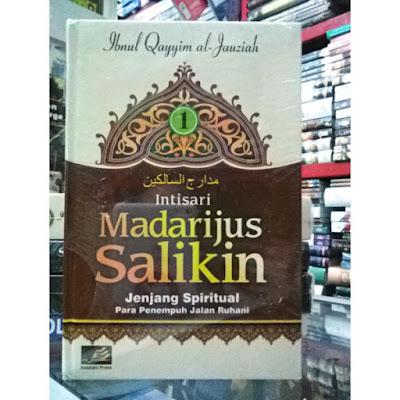 buku terjemahan Madarijus Salikin