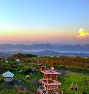 Tempat Wisata Sukageri View