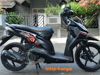 Katalog Harga Motor Honda Second Terbaru November 2018