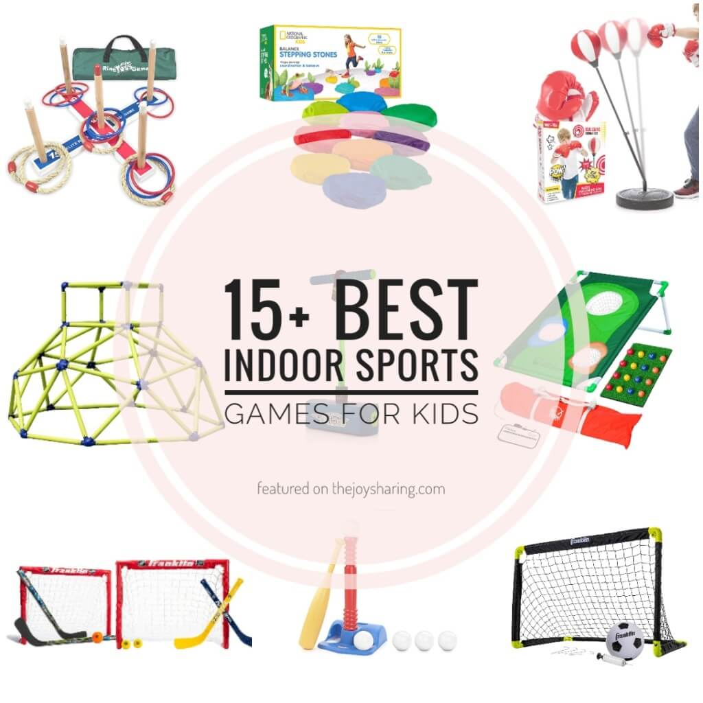 Best Indoor Sport Games for Kids