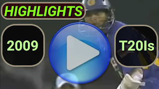 2009 t20i cricket matches highlights online